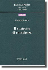 Il contratto di consulenza