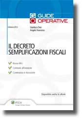 Il decreto semplificazioni fiscali