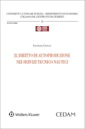 Il diritto di autoproduzione nei servizi tecnico-nautici