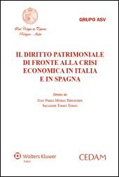 Il diritto patrimoniale di fronte alla crisi economica in Italia e in Spagna