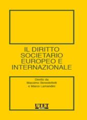 Il diritto societario europeo e internazionale