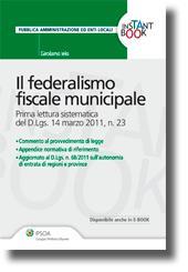 Il federalismo fiscale municipale