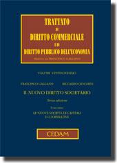 Il nuovo diritto societario - Tomo I: Le nuove società di capitali e cooperative