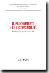 Il procedimento e le responsabilita'