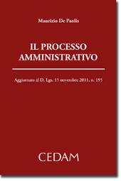 Il processo amministrativo