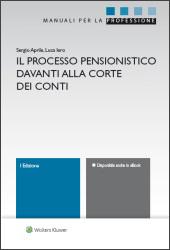 Il processo pensionistico davanti alla Corte dei Conti