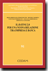 Il rating 2.0 per una nuova relazione tra impresa e banca