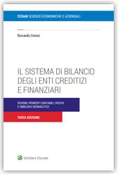 Il sistema di bilancio degli enti finanziari e creditizi