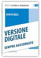 Immobili - Libro Digitale sempre aggiornato