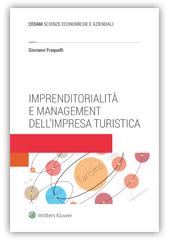 Imprenditorialità e management dell'impresa turistica