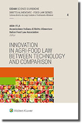 Innovation in agri-food law between technology and comparison