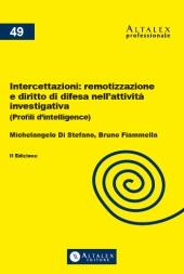 Intercettazioni: remotizzazione e diritto di difesa nell'attività investigativa