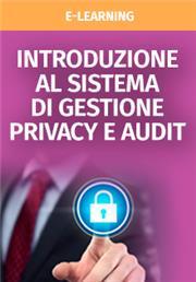 Introduzione al sistema di gestione privacy e audit