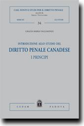 Introduzione alla studio del diritto penale canadese
