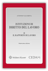 Istituzioni di diritto del lavoro