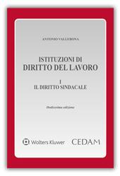 Istituzioni di diritto del lavoro. Vol. I - Il diritto sindacale