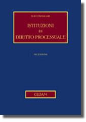 Istituzioni di diritto processuale