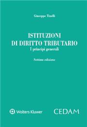 Istituzioni di diritto tributario - I principi generali