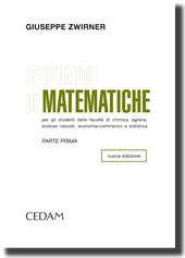 Istituzioni di matematiche - PARTE 1