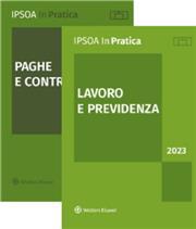 LAVORO E PREVIDENZA + PAGHE E CONTRIBUTI (Formula Sempre Aggiornati Carta + Digitale)