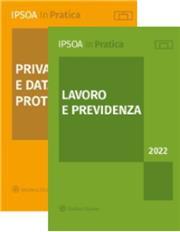 LAVORO E PREVIDENZA + PRIVACY E DATA PROTECTION (Formula Sempre Aggiornati Carta + Digitale)