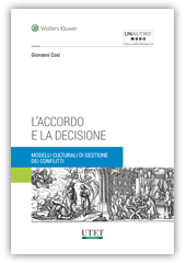L'accordo e la decisione