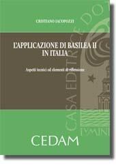 L'applicazione di Basilea II in Italia