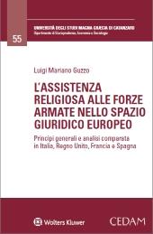 L'assistenza religiosa alle forze armate nello spazio giuridico europeo.