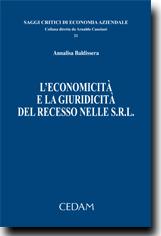 L'economicità e la giuridicità del recesso nelle SRL