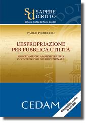L'espropriazione per pubblica utilità