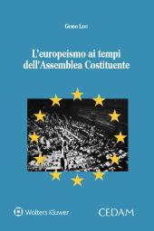 L'europeismo ai tempi dell'Assemblea Costituente