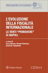 """L'evoluzione della fiscalità internazionale le venti """"primavere"""" di Napoli"""