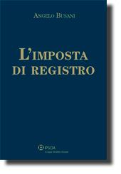 L'imposta di registro