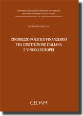 L'indirizzo politico finanziario tra Costituzione italiana e vincoli europei