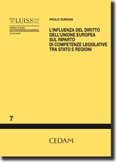 L'influenza del diritto dell'Unione Europea sul riparto di competenze legislative tra Stato e Regioni