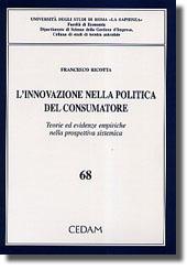 L'innovazione nella politica del consumatore