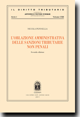 L'oblazione amministrativa delle sanzioni tributarie non penali