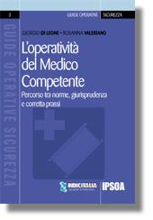 L'operatività del Medico Competente