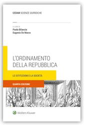 L'ordinamento della Repubblica