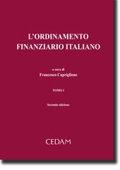 L'ordinamento finanziario italiano