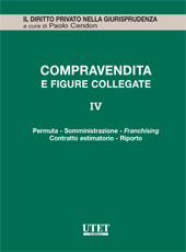 La Compravendita e le figure collegate. Vol. IV: Permuta