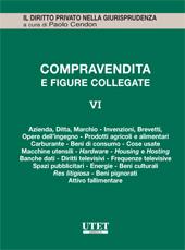 La Compravendita e le figure collegate. Vol. VI: Singole figure di compravendita