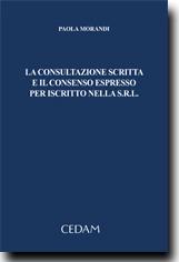 La Consultazione Scritta e Il Consenso Espresso Per Iscritto nella S.r.l.