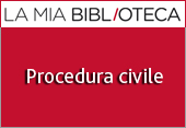 La Mia Biblioteca - Procedura civile