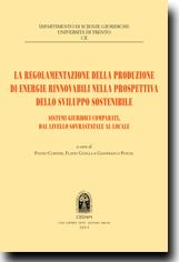 La Regolamentazione della produzione di energie rinnovabili nella prospettiva dello sviluppo sostenibile