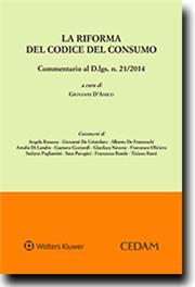 La Riforma del Codice del Consumo