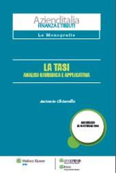 La TASI - Analisi giuridica e applicativa