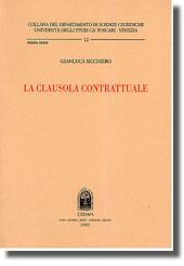 La clausola contrattuale