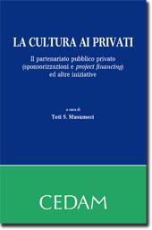 La cultura ai privati