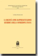 La dignita' come rappresentazione giuridica della condizione umana